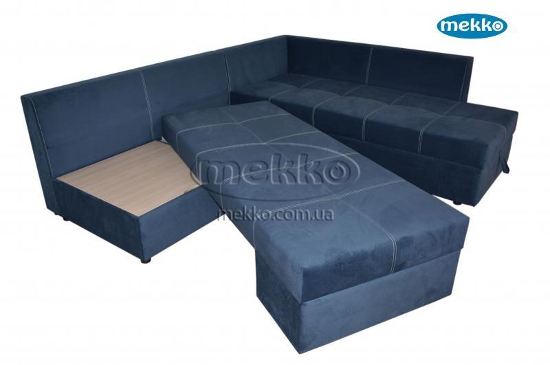 Кутовий диван з поворотним механізмом (Mercury) Меркурій ф-ка Мекко (Ортопедичний) - 3000*2150мм  Гайворон-15