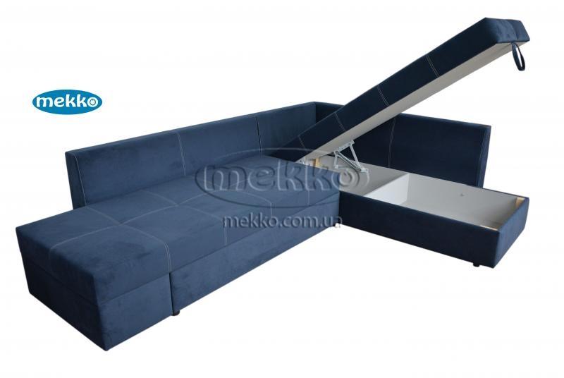 Кутовий диван з поворотним механізмом (Mercury) Меркурій ф-ка Мекко (Ортопедичний) - 3000*2150мм  Гайворон-14